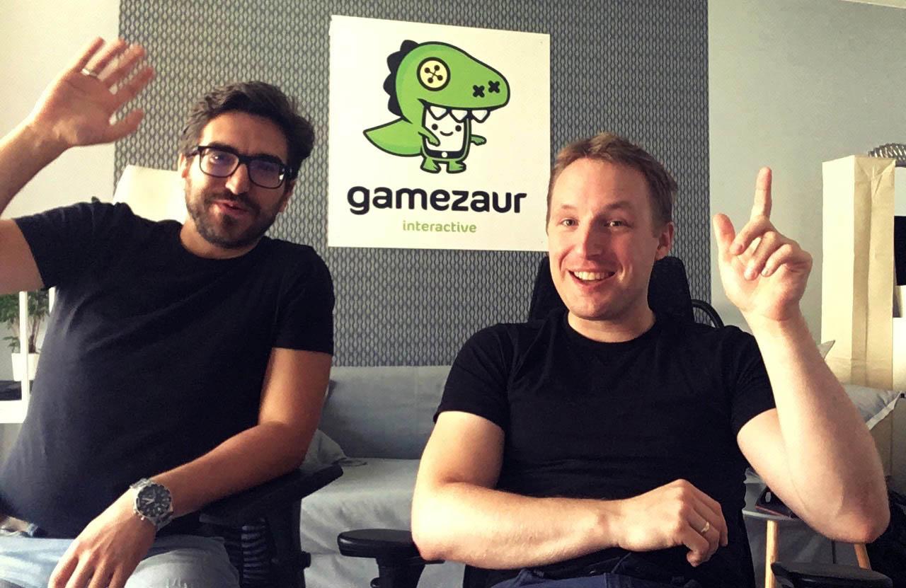 Gamezaur / New Office